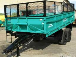 Прицеп тракторный самосвальный ПТС-9