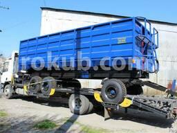Прицеп тракторный зерновоз 2ПТС-4, 2ПТС-6, 2ПТС-9, 2ПТС-16