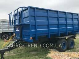 Прицеп тракторный зерновоз НТС-9, 2ПТС-10, 2ПТС-16, 2ПТС-20