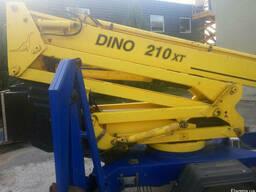 Прицепной подъемник Dino 210XT б/у - фото 2