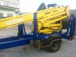 Прицепной подъемник Dino 210XT б/у - фото 6