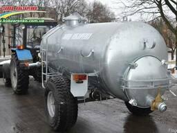 Причеп цистерна ВНЦ-6 для води і рідких органічних добрив