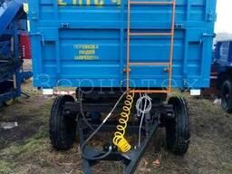 Причіп тракторний 2ПТС-4 (новий)