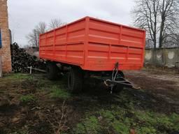 Причип тракторний 2ПТС-6