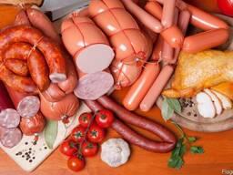 Изделия колбасные сосиски,