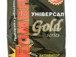 "Прикормка Рыболовная ""Бомба"" Gold Series"