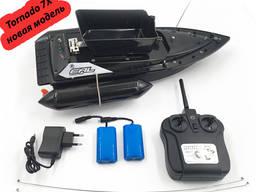 Прикормочный кораблик Tornado 7X(новая модель!!!)