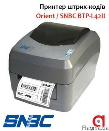 Принтер друку етикеток Orient BTP-L42II