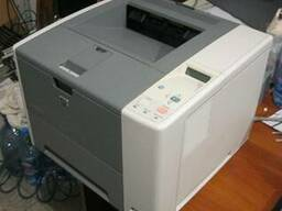 Printer: hp laserjet p3005dn (laser) офисный, a4