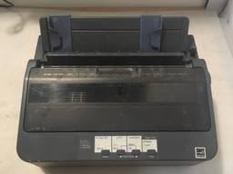 Принтер матричный EPSON LX-350 (USB, COM, LPT) Комплект