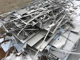 Приобретаем листовые обрезки лом и отходы нержавеющей стали