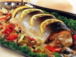Приправа для жареной рыбы