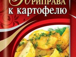 """Приправа """"До картоплі"""" 25 гр."""