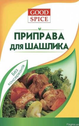 Приправа для шашлыка, 20 гр. ТМ Good Spice.
