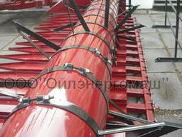 Приспособление для уборки подсолнечника , люфтера, лихтера, ПС.