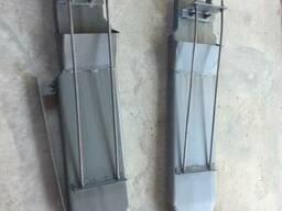 Приспособление для уборки подсолнечника лифтер