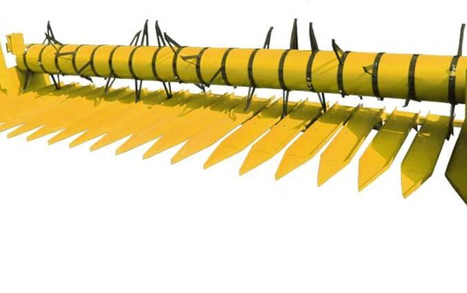 Приспособление для уборки подсолнечника марки ПС (3м-9м )