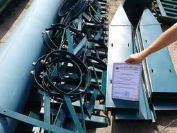Приспособление для уборки подсолнечника на Лексион 450, 460
