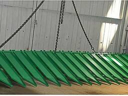 Пристрій для збирання соняшника ліфтери ПЗС 5 метрiв