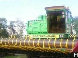 Приспособление для уборки подсолнечника ПС 6,7 метров