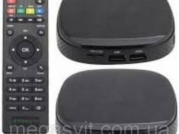 Приставка SMART TV 758 (Android TV-box AT-758)