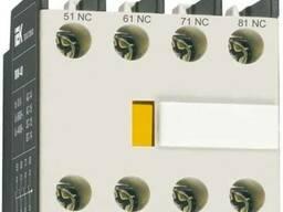Приставки контактные ПКИ на контакторы ИЕК