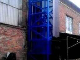 Приставной-пристенный подъёмник-лифт. Производство Украина!