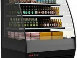Холодильная горка Carboma 1600/875 ВХСп-1,9 длиной 1,9 м