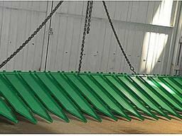 Приспособле, Лифтеры для уборки подсолнечника ПС 7, 6 метров