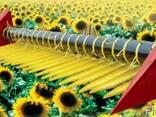 Пристосування приставка жниварки на соняшник - фото 2