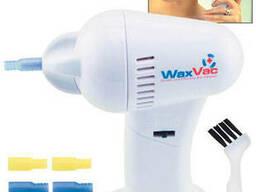 Прибор для чистки ушей Wax Vac Ear cleaner, доктор Вак