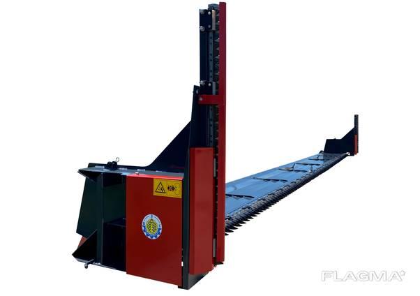 Пристрій для збирання ріпаку ПЗР (ширина захоплення від 5 до 10,7 м) від виробника