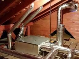 Приточная и приточно-вытяжная система вентиляции