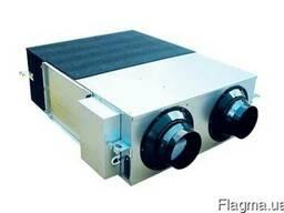 Приточно-вытяжная установка с рекуперацией, автоматика, ПУ