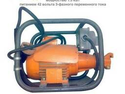 Привод глубинного вибратора IVA-3000 (1VA-3000) Германия