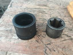 Привод насоса НШ-100 К-700, К-701 (нового образца) мел. шлиц