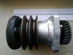 Привод вентилятора в сборе ЯМЗ-236 двухручейный под 4 шпильк