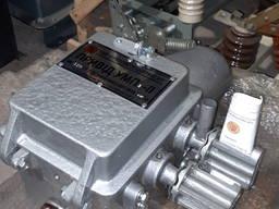 Привод разъединителя контактной сети ж/д УМП-II, УМПз-2, ПР-2. Консоль, хомут крепления КС