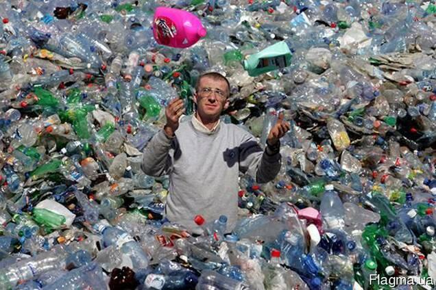 Приймаємо ПЕТ пляшку пластмасові бутилки всіх видів