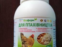 Пробиотик для птицеводства кур, уток, кур-несушек, индюков