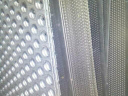 Пробивные решета к дробилкам ДДМ 500х1574 мм Толщина 2 мм