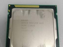 Процессор Pentium Dual-Core G620 2. 6GHz/3MB/5GT s1155