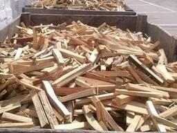 Продаем дрова для растопки в сетке