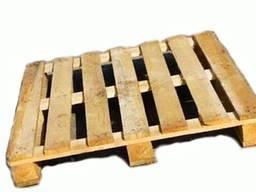 Продаем и изготавливаем поддоны , ящики и контейнеры