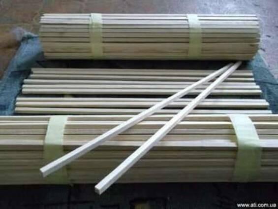 Продаем палочки деревянные для сладкой ваты и добавки