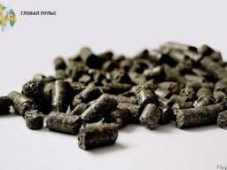 Продаем пеллету, гранулу топливную из лузги подсолнечника