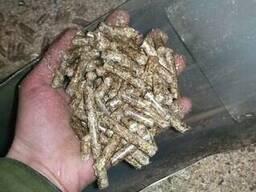 Продаем пеллеты древесные 8 мм собственного пр-ва