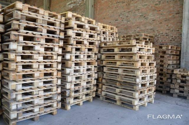 Продаем поддоны в Чернигове 1200-800 1200-1000