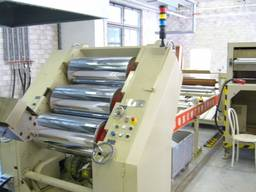 Продаем производственную линию для производства пластиковых тиглей