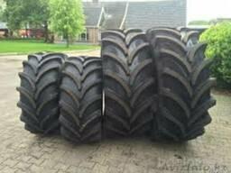 Продаем шины на сельскохозяйственную технику